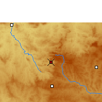 Nearby Forecast Locations - Pirenópolis - ������