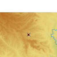 Nearby Forecast Locations - Rio Verde - Χάρτης
