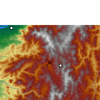 Nearby Forecast Locations - Catamayo - Χάρτης