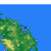 Nearby Forecast Locations - Bay of Islands - ������
