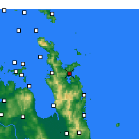 Nearby Forecast Locations - Whitianga - ������