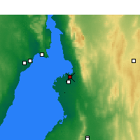 Nearby Forecast Locations - Port Pirie - Χάρτης