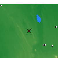 Nearby Forecast Locations - Nhill - Χάρτης