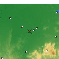 Nearby Forecast Locations - Tatura - Χάρτης