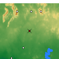 Nearby Forecast Locations - Westmere - Χάρτης