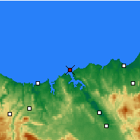 Nearby Forecast Locations - Low Head - Χάρτης