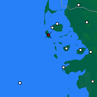 Nearby Forecast Locations - Amrum - Χάρτης
