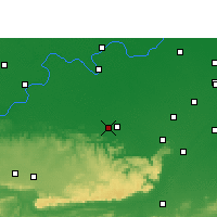 Nearby Forecast Locations - Bhabua - ������