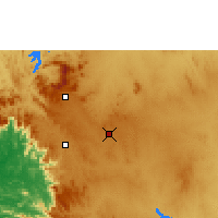 Nearby Forecast Locations - Hassan - Χάρτης