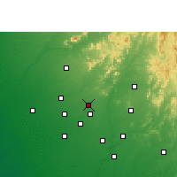 Nearby Forecast Locations - Kheralu - ������