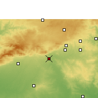 Nearby Forecast Locations - Morshi - Χάρτης