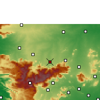 Nearby Forecast Locations - Palani - Χάρτης