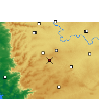 Nearby Forecast Locations - Sankeshwar - Χάρτης