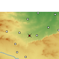 Nearby Forecast Locations - Talode - Χάρτης