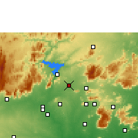 Nearby Forecast Locations - Tharamangalam - Χάρτης
