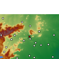 Nearby Forecast Locations - Vadipatti - Χάρτης