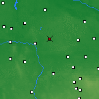 Nearby Forecast Locations - Kłodawa - ������
