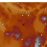 Nearby Forecast Locations - Μαλακοπέα - Χάρτης