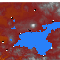 Nearby Forecast Locations - Adilcevaz - Χάρτης