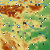 Nearby Forecast Locations - Trbovlje - Χάρτης