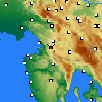 Nearby Forecast Locations - Hrpelje - ������