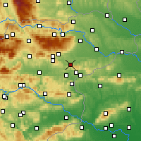 Nearby Forecast Locations - Poljčane - Χάρτης