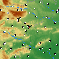 Nearby Forecast Locations - Rogatec - Χάρτης