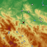 Nearby Forecast Locations - Zavidovići - ������