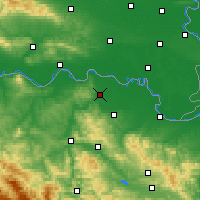 Nearby Forecast Locations - Odžak - ������