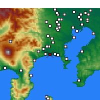 Nearby Forecast Locations - Chigasaki - ������
