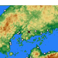 Nearby Forecast Locations - Higashihiroshima - ������