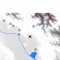 Nearby Forecast Locations - Caracollo - ������