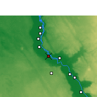 Nearby Forecast Locations - Manfalut - ������