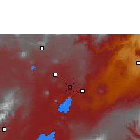 Nearby Forecast Locations - Mojo - Χάρτης