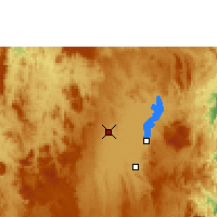 Nearby Forecast Locations - Amparafaravola - Χάρτης