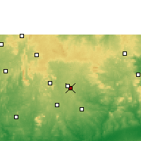 Nearby Forecast Locations - Emure - Χάρτης