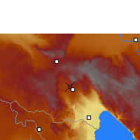 Nearby Forecast Locations - Katumba - Χάρτης