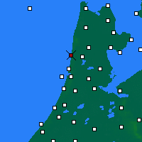 Nearby Forecast Locations - Egmond aan Zee - Χάρτης