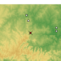 Nearby Forecast Locations - Harrison - Χάρτης