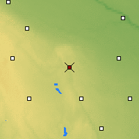 Nearby Forecast Locations - Windom - Χάρτης
