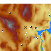 Nearby Forecast Locations - Las Vegas N - ������