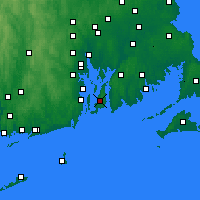 Nearby Forecast Locations - Newport - Χάρτης