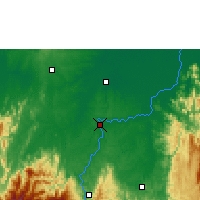 Nearby Forecast Locations - Caucasia - ������