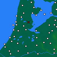 Nearby Forecast Locations - Purmerend - Χάρτης