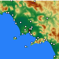 Nearby Forecast Locations - Casoria - ������
