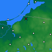 Nearby Forecast Locations - Braniewo - ������