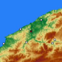 Nearby Forecast Locations - Çaycuma - ������