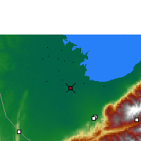 Nearby Forecast Locations - Santa Bárbara del Zulia - ������