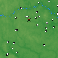 Nearby Forecast Locations - Aprelevka - ������