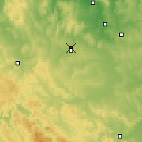 Nearby Forecast Locations - Uyar - Χάρτης